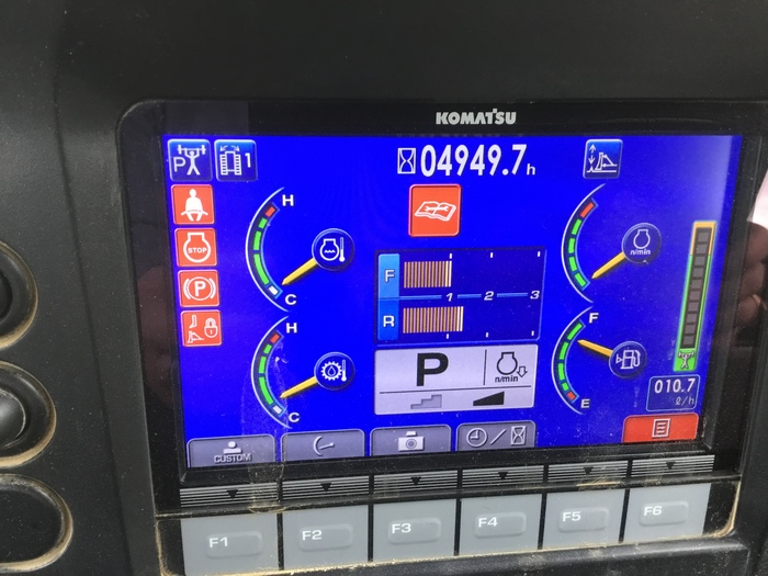 2015 Komatsu D61PXi-23