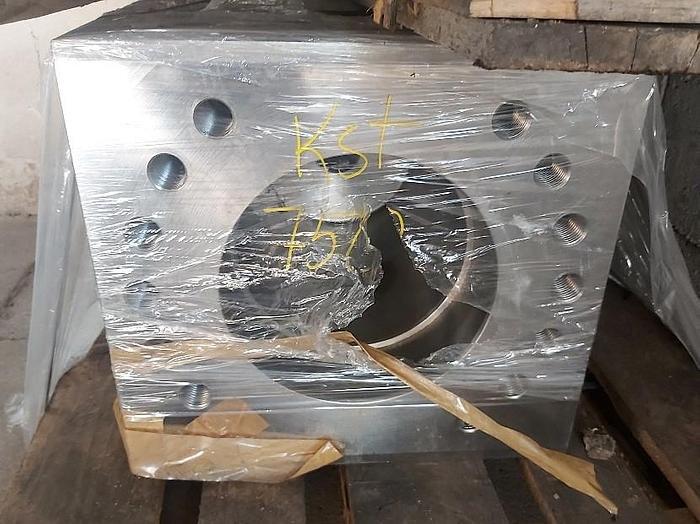 Multiplikatorzylinder zur Druckgussmaschine OL1200,  Oleopress, neu, -85%