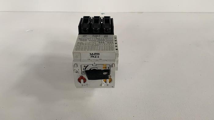 Used Moeller PKZ2/ZM-6