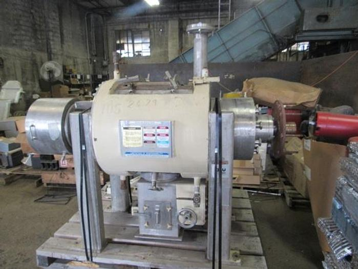 Used J.H. DAY TURBULENT MIXER – S/S – JACKETED (#9697)