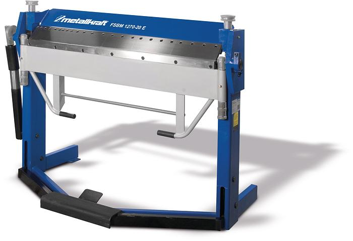 2020 Metallkraft FSBM 1270-20E manuelle Schwenkbiegemaschine