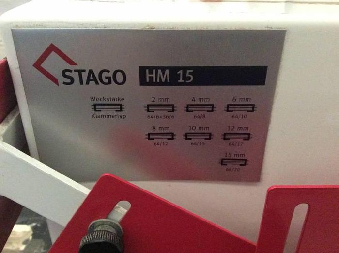 2009 Stago HM15/2