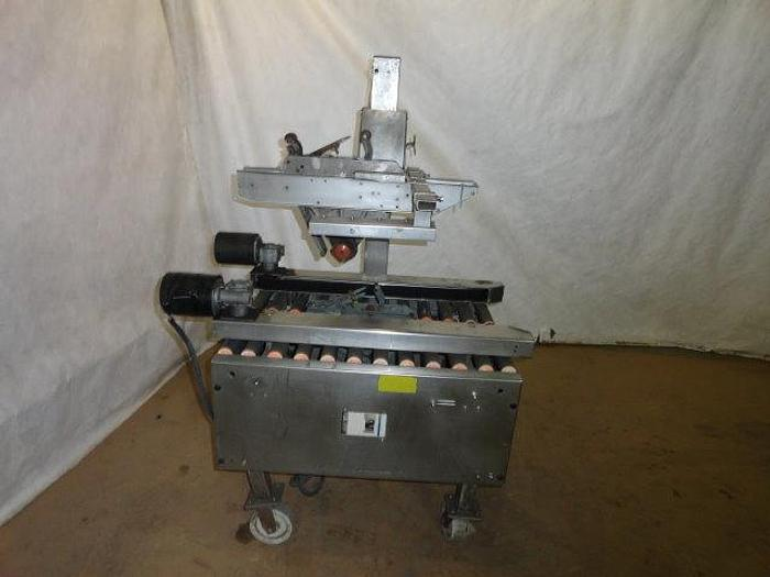 Used SOCO System Top & Bottom Case Taper; Md#T-2000