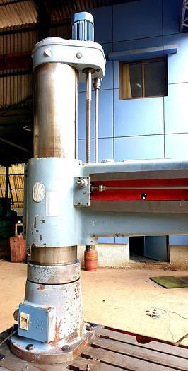Csepel RFH 75 / 1750 Radial Drilling Machine