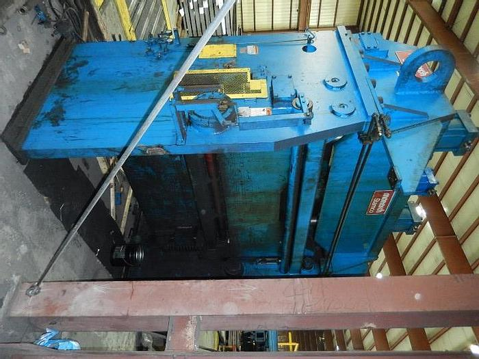"""Used 72"""" Stamco Hydraulic Shear: M-324"""