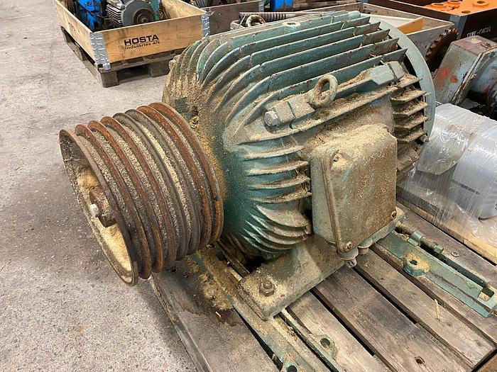 Used ASEA Electric motor 28 kW