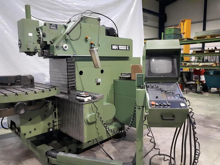 Gebraucht 1986 MAHO MH1000C CNC Universalfräsmaschine mit  Philips  432
