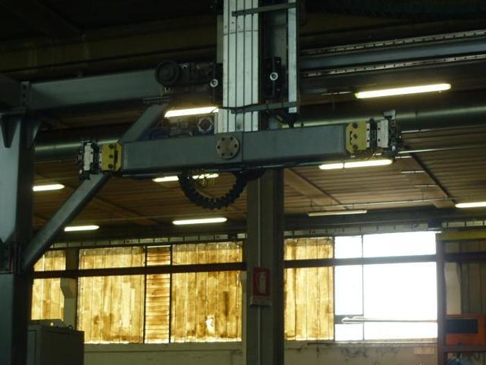 Usata Impianto di puntatura/saldatura automatica Nuova Cetas srl