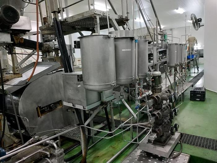 Item # 8261 – CONTINUOUS CANDY PROCESSING PLANT