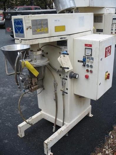 Used FRYMA MS-18 COBALL MILL – JACKETED