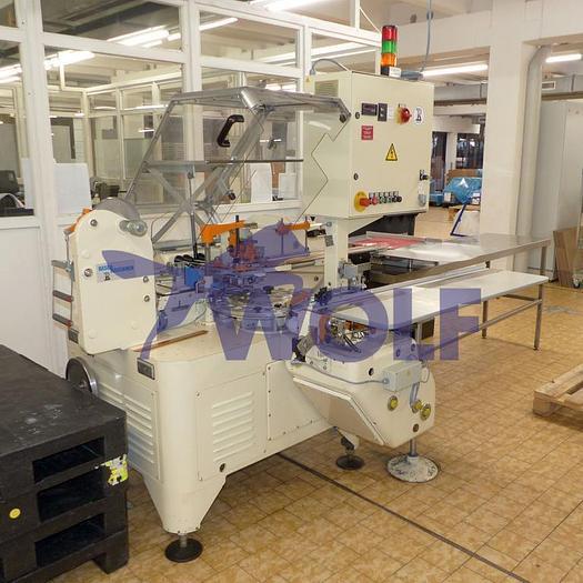 Gebraucht Stannioliermaschine RASCH RK
