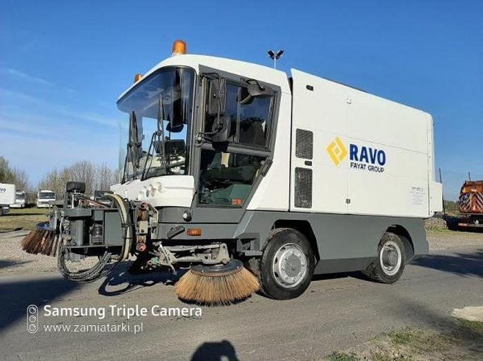 Gebruikt RAVO 540 STH