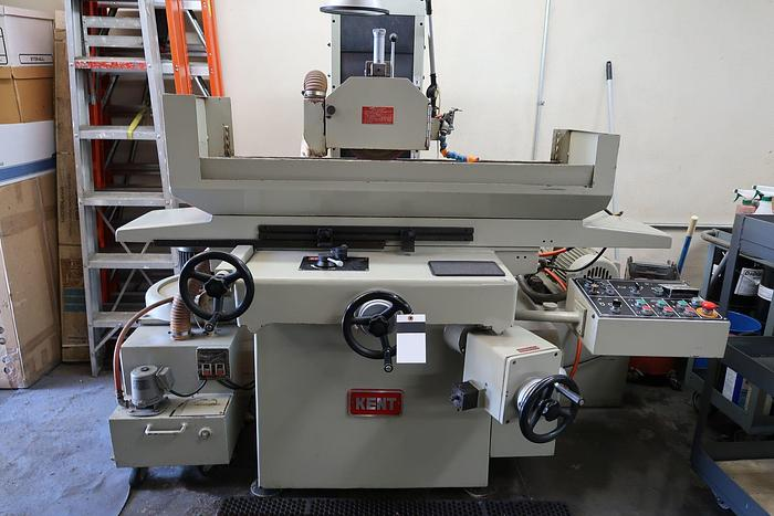 """KENT KGS-300AHD 12"""" X 24"""" AUTOMATIC HYDRAULIC SURFACE GRINDER [5628]"""
