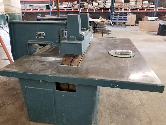 Diehl SL 52 Straight Line Rip Saw SL 52