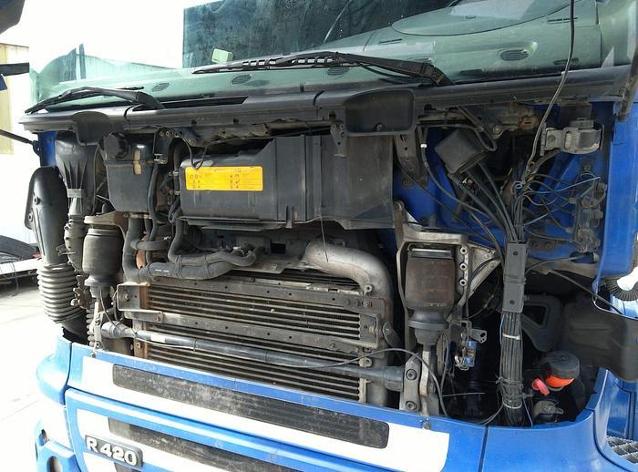 2006 SCANIA R 420 tractor unit