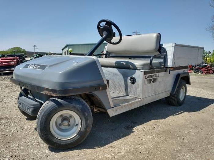Used 2012 Club Car Carryall 2