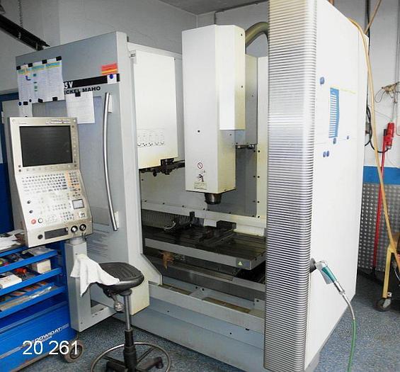Gebraucht 2007 DMG Deckel-Maho DMC 835V