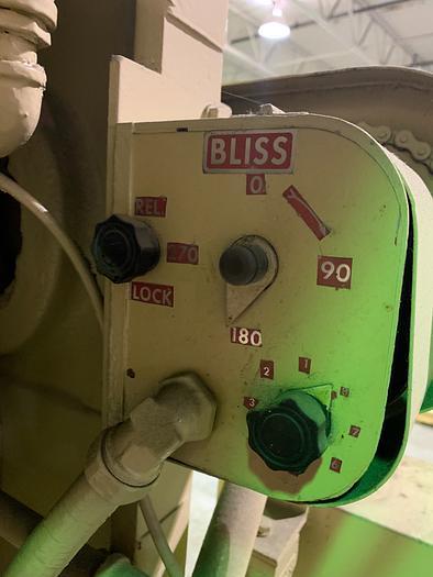 35 TON BLISS MODEL CH-35 OBI PRESS