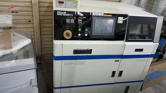 Used 2007 Lintec   RAD-2000 F/8 UV Irradiator