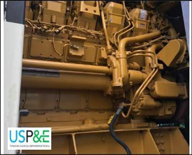 2 MW 2000 Used Caterpillar XQ2000 Diesel Generator Set
