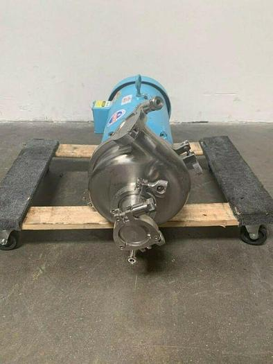 Used Waukesha 2065 Centrifugal Pump w/ Baldor 7.5HP Motor