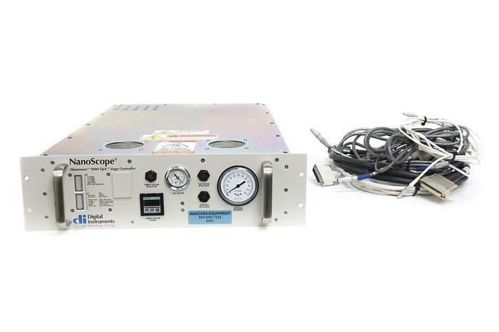 Used Digital Instruments Veeco Nanoscope Dimension 9000 TipX Stage Controller (4062)