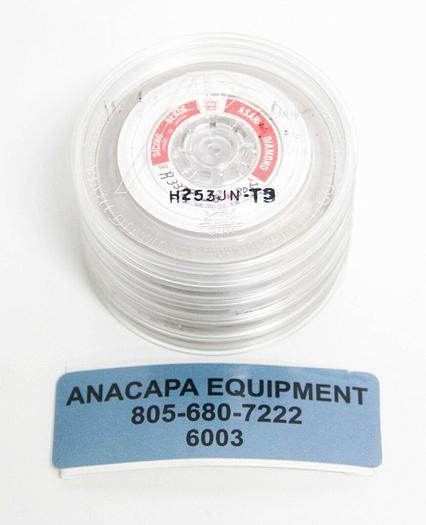 Used Asahi Diamond Wheel Blade H253JN-T3 LOT of 4 (6003)
