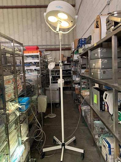 OP LAMPE DR. MACH  TRIAFLEX R 96