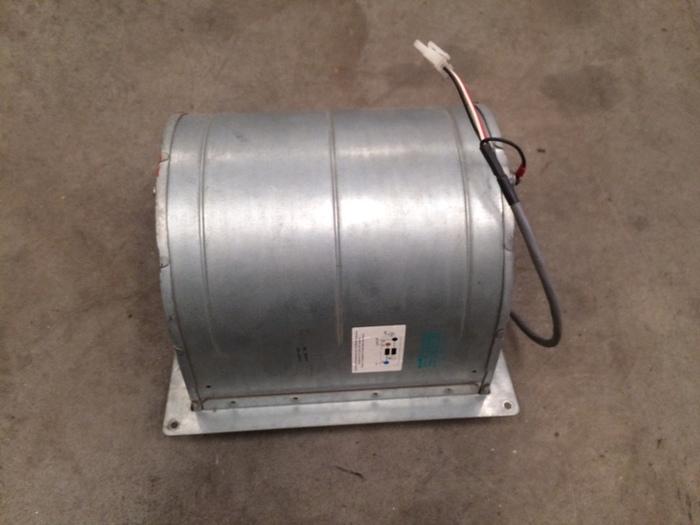Capstone Turbine BCM/LCM/ECM Fan for C60 MicroTurbine (P/N 510537-300)