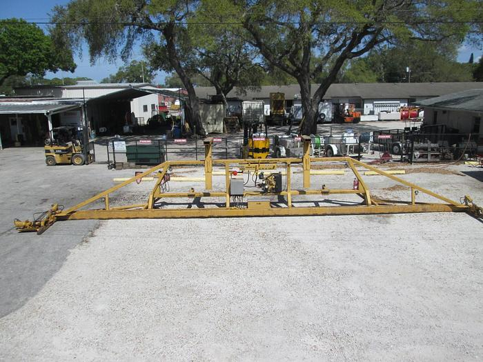 2012 Tarp-O-Matic Landfill Tarping Machine