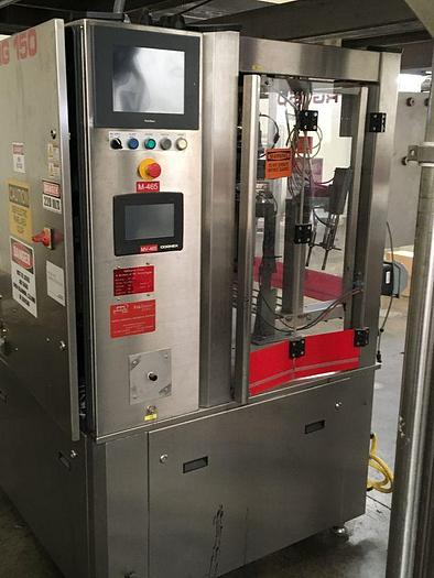 Used PSG Lee Rotary Premade Pouch filler