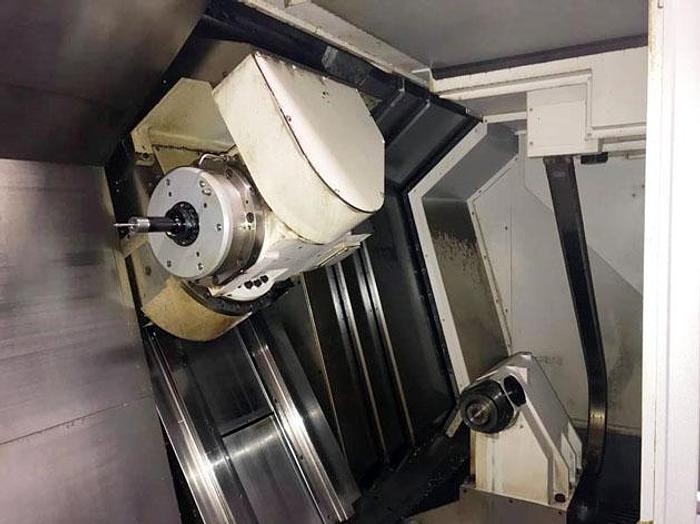 2011 3099, Okuma Multus, B-400, CNC Universal Head, Live Tooling and Y-Axis, 2011 Okuma