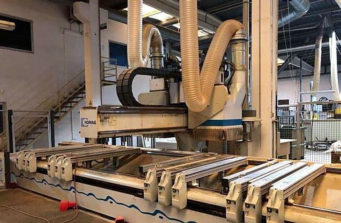 Used Homag  Optimat BOF322/60/K - CNC Machining Centers