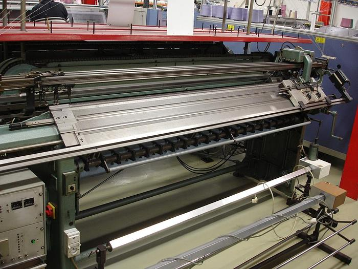 Gebraucht Flachstrickmaschine STOLL DSTR E07/200