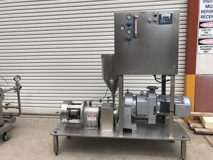 Used OAKES TYPE AERATOR MIXER Mixers General