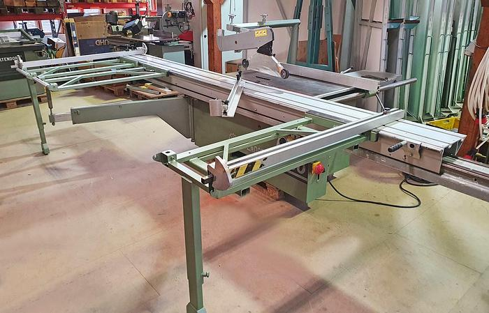 Used 1987 Altendorf Germany Altendorf format panel saw F90-4300mm