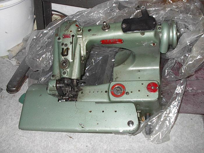 Gebraucht Blindstichmaschine LEWIS  Kl. 150-2