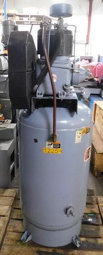 Used 2007 Gardner Denver 5 HP Reciprocating Air Compressor Reward Series