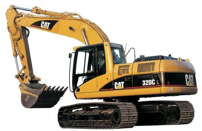 Usata Caterpillar 319C LNVA
