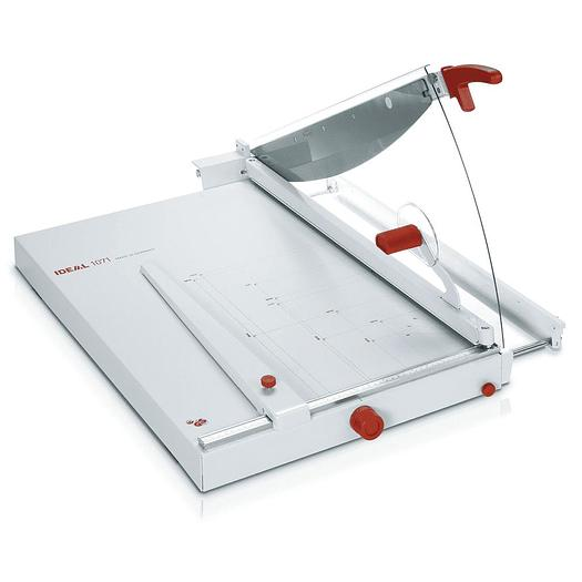 IDEAL 1071 Paper Guillotine Trimmer 710mm trim length (10711000)