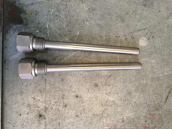 Stainless Steel Sheaths for Temperature Probe