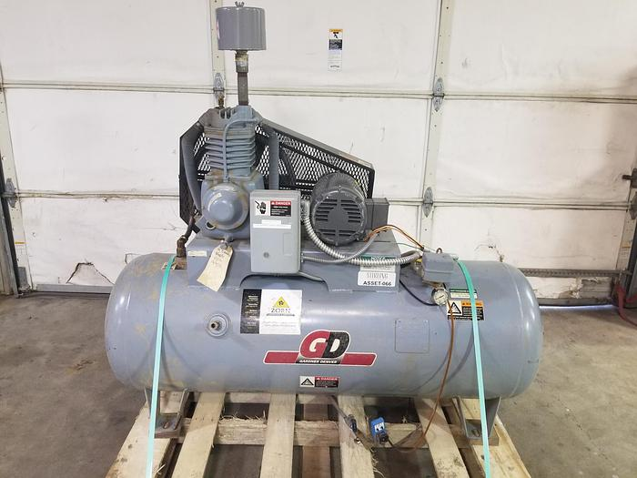 Used Gardner Denver HRV5-8 Air Compressor