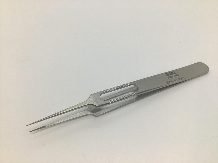 Ophthalmic Forceps Micro Suture Tying Platform Stainless Steel