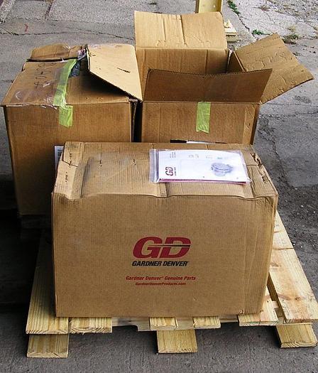 Gardner Denver Mod. GAELDRA, Sutorbilt Legend Blowers, 5LR-RHC, New