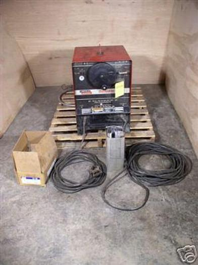 Used 250 Amp Lincoln IdealArc250 AC/DC Arc Welder
