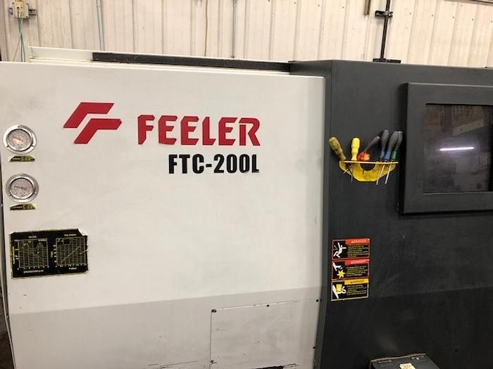 2012 Feeler FTC-200L