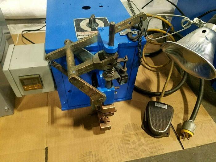 Used Joyal Spot Welder Model 2000W DK Welding Machine