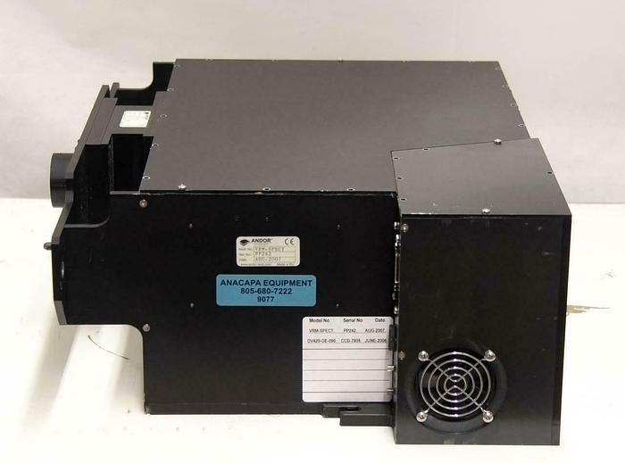 Used Andor Technologies VRM-Spect DV420-0E-090 Spectrograph USED (9077)R