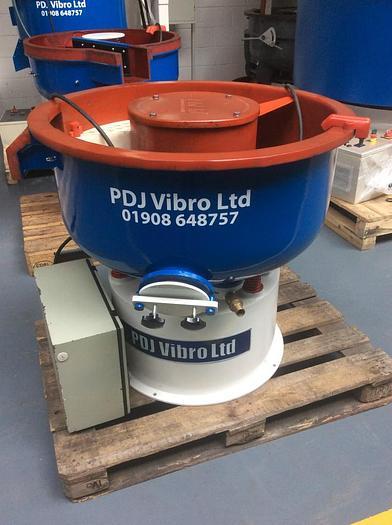 Refurbished Refurbished ERBA EVP-RA 110 Vibratory Bowl Finishing Machine