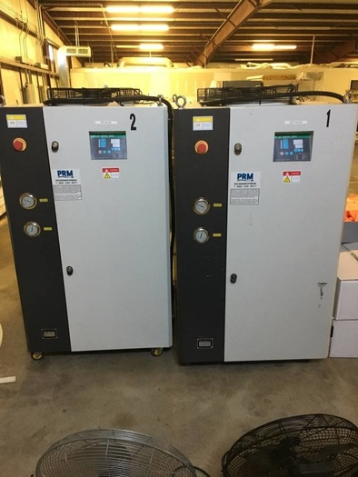 Chillers 8 ton